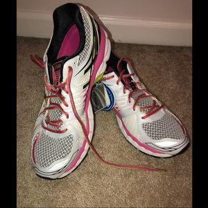 ASICS gel nimbus 15 tennis shoes size 13